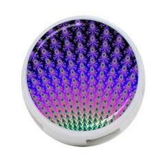 Rainbow Fan 4-Port USB Hub (One Side)