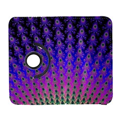 Rainbow Fan Samsung Galaxy S  III Flip 360 Case
