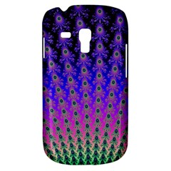Rainbow Fan Samsung Galaxy S3 Mini I8190 Hardshell Case