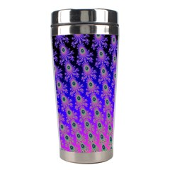 Rainbow Fan Stainless Steel Travel Tumbler