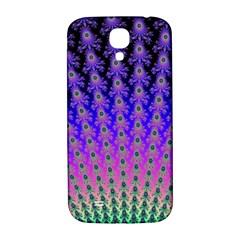 Rainbow Fan Samsung Galaxy S4 I9500/I9505  Hardshell Back Case