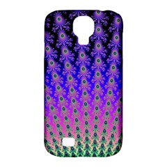 Rainbow Fan Samsung Galaxy S4 Classic Hardshell Case (PC+Silicone)