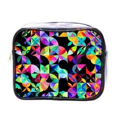 A Million Dollars Mini Travel Toiletry Bag (one Side)