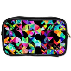 A Million Dollars Travel Toiletry Bag (Two Sides)