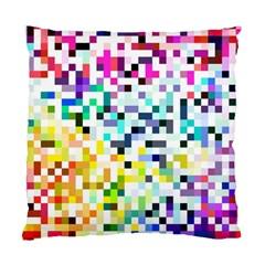 Pixelated Cushion Case (single Sided)