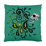 Skull Scream Cushion Case (Single Sided)  Front