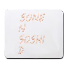 SNSD Large Mouse Pad (Rectangle)