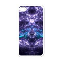 Skull And Monster Apple Iphone 4 Case (white)