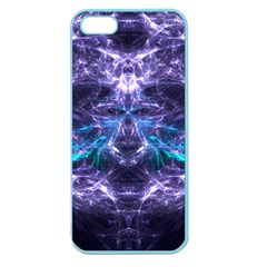 Skull And Monster Apple Seamless Iphone 5 Case (color)