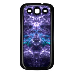 Skull and Monster Samsung Galaxy S3 Back Case (Black)