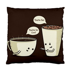 Coffee Love Cushion Case (two Sided)
