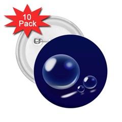 Bubbles 7 2 25  Button (10 Pack)