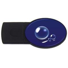 Bubbles 7 2gb Usb Flash Drive (oval)