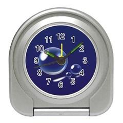 Bubbles 7 Desk Alarm Clock