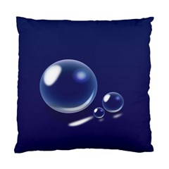 Bubbles 7 Cushion Case (Two Sided)