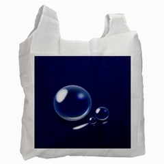 Bubbles 7 Recycle Bag (One Side)