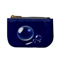 Bubbles 7 Coin Change Purse