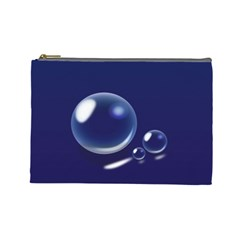 Bubbles 7 Cosmetic Bag (Large)