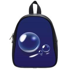 Bubbles 7 School Bag (Small)