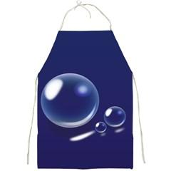 Bubbles 7 Apron