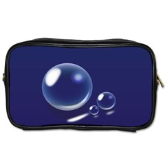 Bubbles 7 Travel Toiletry Bag (Two Sides)