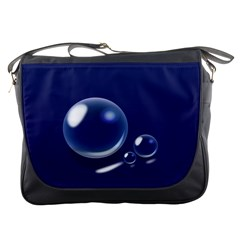 Bubbles 7 Messenger Bag
