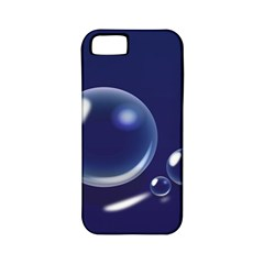 Bubbles 7 Apple Iphone 5 Classic Hardshell Case (pc+silicone)