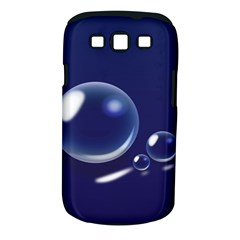 Bubbles 7 Samsung Galaxy S III Classic Hardshell Case (PC+Silicone)