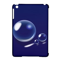Bubbles 7 Apple Ipad Mini Hardshell Case (compatible With Smart Cover)