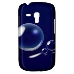 Bubbles 7 Samsung Galaxy S3 MINI I8190 Hardshell Case