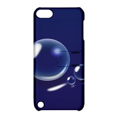 Bubbles 7 Apple Ipod Touch 5 Hardshell Case With Stand