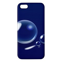 Bubbles 7 iPhone 5 Premium Hardshell Case