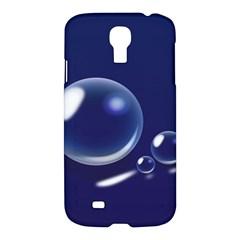 Bubbles 7 Samsung Galaxy S4 I9500/I9505 Hardshell Case