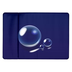 Bubbles 7 Samsung Galaxy Tab 10.1  P7500 Flip Case