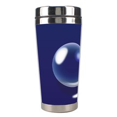Bubbles 7 Stainless Steel Travel Tumbler