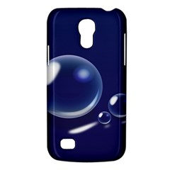Bubbles 7 Samsung Galaxy S4 Mini (GT-I9190) Hardshell Case