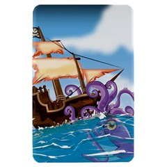 PiratePirate Ship Attacked By Giant Squid  Kindle Fire Hardshell Case