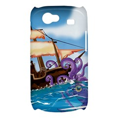 PiratePirate Ship Attacked By Giant Squid  Samsung Galaxy Nexus S i9020 Hardshell Case