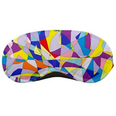 Fractured Facade Sleeping Mask
