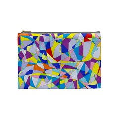 Fractured Facade Cosmetic Bag (Medium)