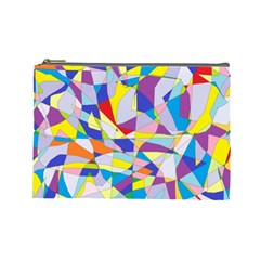 Fractured Facade Cosmetic Bag (Large)