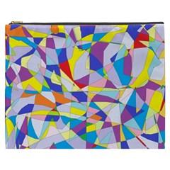 Fractured Facade Cosmetic Bag (XXXL)
