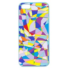 Fractured Facade Apple Seamless iPhone 5 Case (Color)