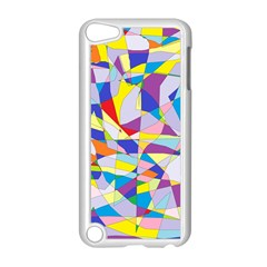 Fractured Facade Apple iPod Touch 5 Case (White)