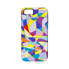 Fractured Facade Apple Iphone 5 Classic Hardshell Case (pc+silicone)
