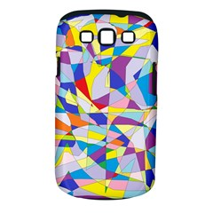 Fractured Facade Samsung Galaxy S III Classic Hardshell Case (PC+Silicone)