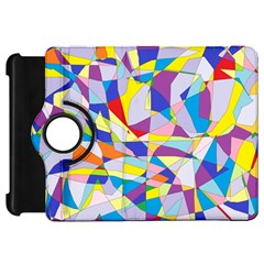 Fractured Facade Kindle Fire HD 7  (1st Gen) Flip 360 Case