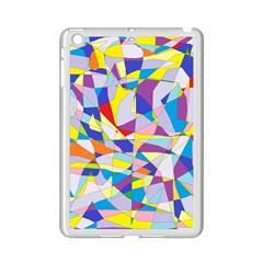 Fractured Facade Apple iPad Mini 2 Case (White)
