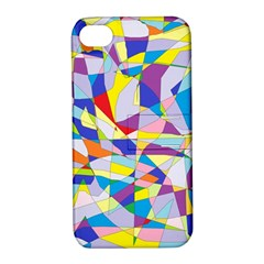 Fractured Facade Apple iPhone 4/4S Hardshell Case with Stand