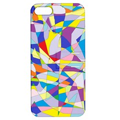 Fractured Facade Apple iPhone 5 Hardshell Case with Stand